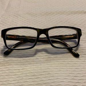 Prada prescription eyeglasses
